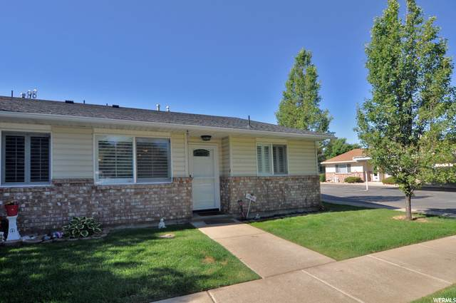 947 Canyon Rd #54, Ogden, UT 84404 (MLS #1684804) :: Lawson Real Estate Team - Engel & Völkers