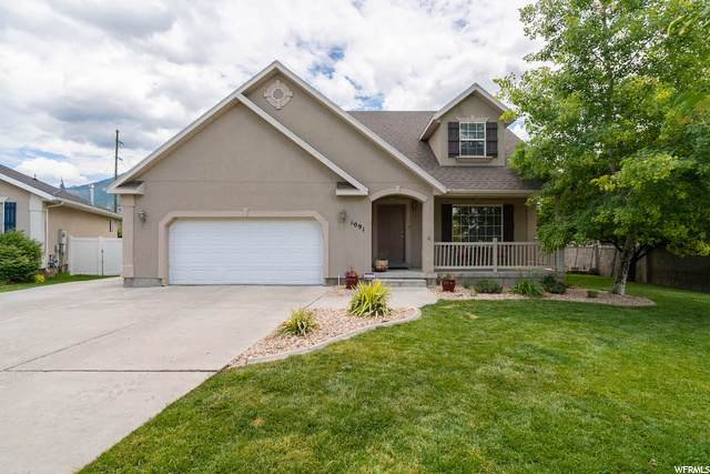 1091 S 2400 E, Spanish Fork, UT 84660 (#1684808) :: Exit Realty Success