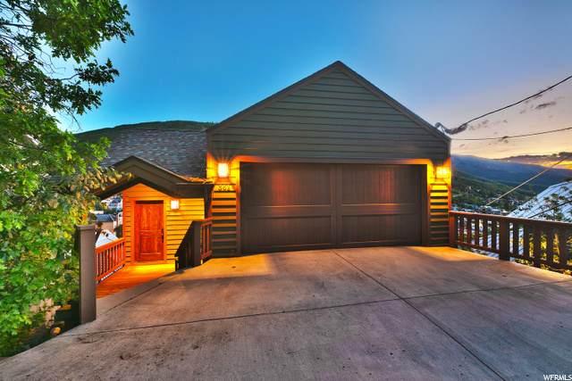 361 Ontario Ave, Park City, UT 84060 (#1684824) :: Big Key Real Estate