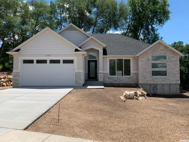 1157 E Benchview Dr, Ogden, UT 84404 (#1684842) :: Red Sign Team