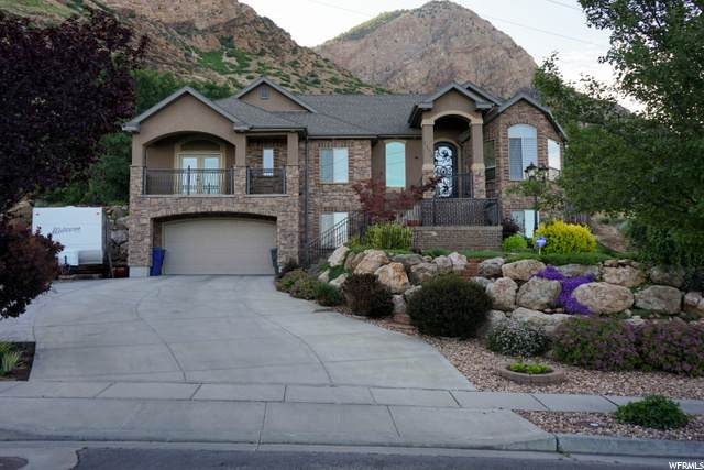 1179 E Benchview Dr, Ogden, UT 84404 (MLS #1684843) :: Lawson Real Estate Team - Engel & Völkers