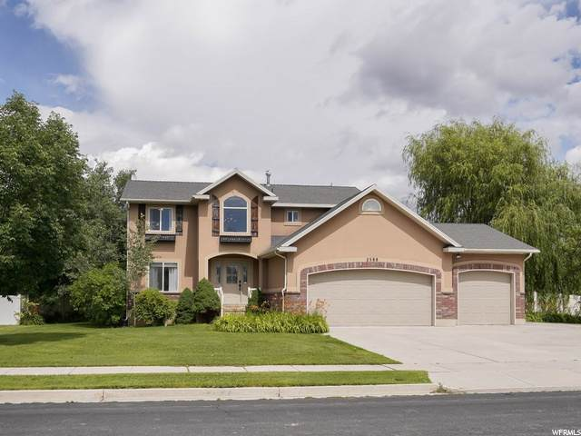 2588 W Remuda Dr, Farr West, UT 84404 (#1684847) :: Red Sign Team