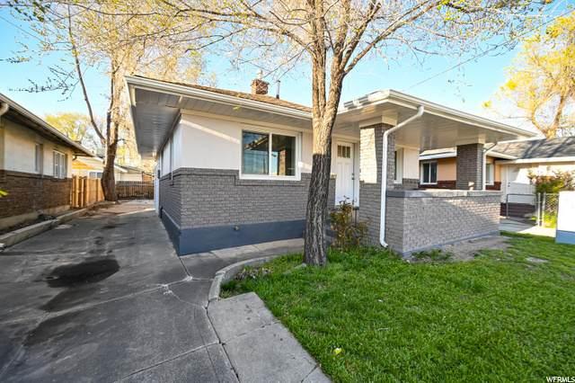 37 E Kelsey Ave S, Salt Lake City, UT 84111 (#1684860) :: Utah City Living Real Estate Group