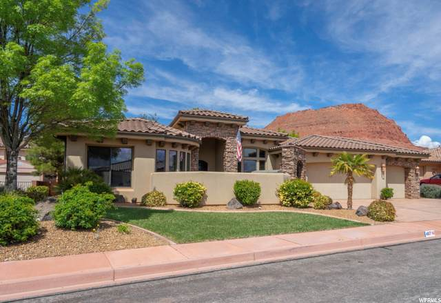 467 W Ithica Dr, Ivins, UT 84738 (#1684886) :: The Fields Team
