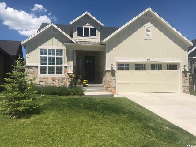 614 W St. Andrews Dr N #27, Midway, UT 84049 (MLS #1684892) :: High Country Properties