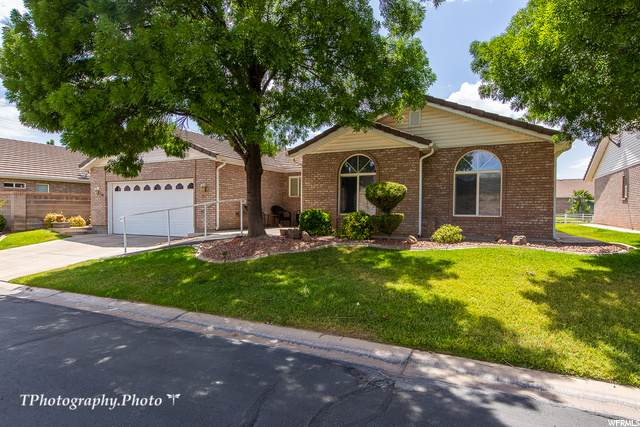 805 S River Rd #55, St. George, UT 84790 (#1684904) :: Red Sign Team