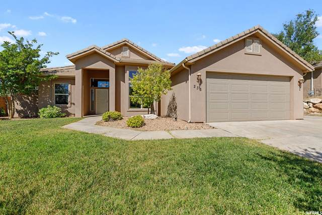 236 S 2020 Cir E, St. George, UT 84790 (#1684918) :: Red Sign Team