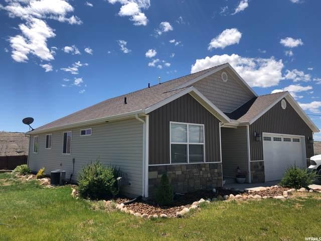 620 E 100 N, Duchesne, UT 84021 (#1684933) :: Utah City Living Real Estate Group