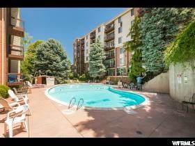 425 S 1000 E 414C, Salt Lake City, UT 84102 (#1684949) :: Big Key Real Estate
