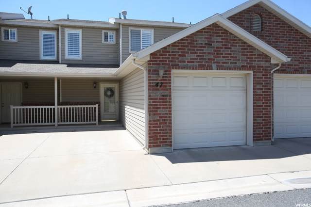652 W 800 N #47, Clinton, UT 84015 (#1684957) :: Doxey Real Estate Group