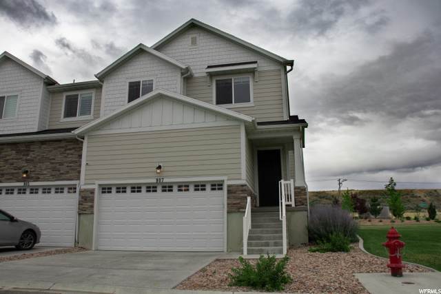 907 W Skyraider Ln S #157, Bluffdale, UT 84065 (#1684961) :: REALTY ONE GROUP ARETE