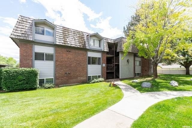 1653 N Woodland Dr Bldg 8, Provo, UT 84604 (#1684962) :: Exit Realty Success