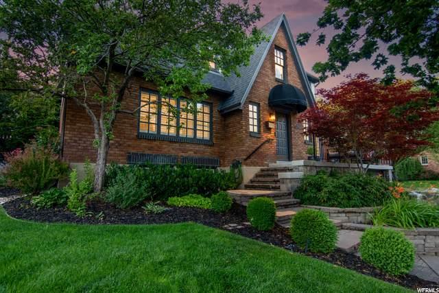 1669 E Yalecrest Ave S, Salt Lake City, UT 84105 (#1684967) :: Utah City Living Real Estate Group