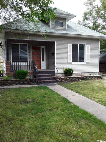 3167 Kiesel Ave, Ogden, UT 84401 (#1684968) :: Bustos Real Estate | Keller Williams Utah Realtors