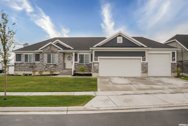 3838 W Hooded Crane Ln, Clinton, UT 84015 (#1684975) :: Doxey Real Estate Group