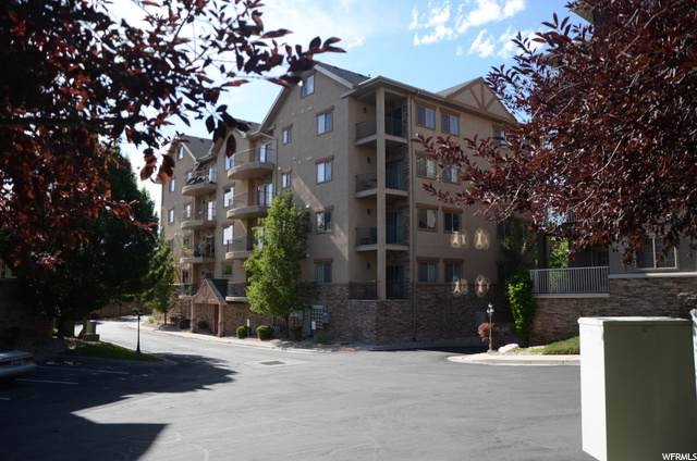 1235 E Wolf Hollow Lane Ln S #413, Salt Lake City, UT 84117 (#1684985) :: Colemere Realty Associates