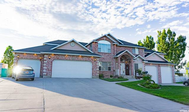 4515 S 4500 W, West Haven, UT 84401 (#1684986) :: Red Sign Team