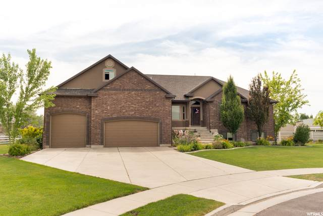 3385 W 2525 N, Plain City, UT 84404 (#1684987) :: Big Key Real Estate