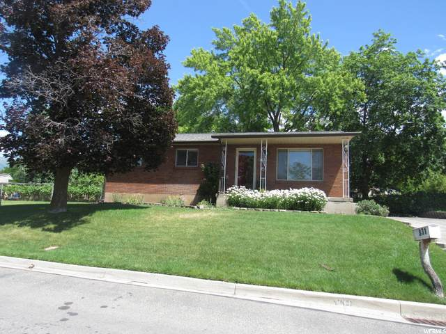 831 W 3600 S, Bountiful, UT 84010 (#1685003) :: The Perry Group