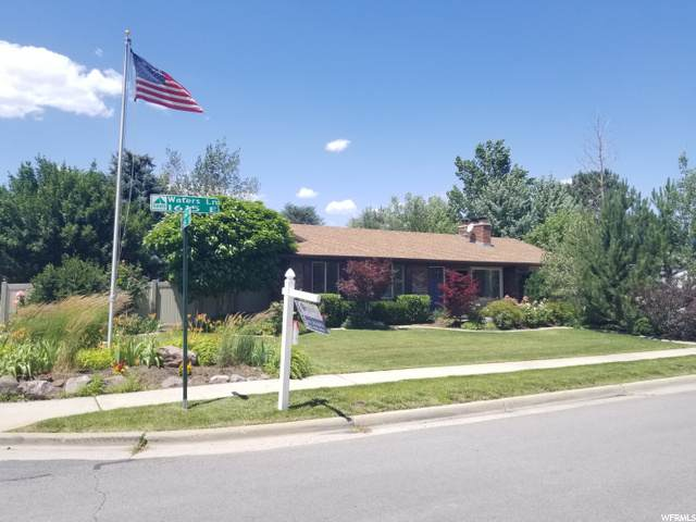 1604 E Waters Ln, Sandy, UT 84093 (#1685006) :: Exit Realty Success