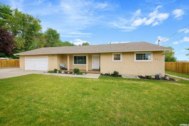 319 W 2000 S, Orem, UT 84058 (#1685011) :: Exit Realty Success