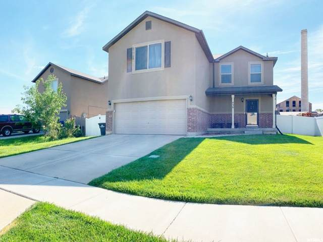 438 S 1400 W, Spanish Fork, UT 84660 (#1685016) :: Exit Realty Success