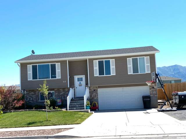 317 S 400 W, Tremonton, UT 84337 (MLS #1685017) :: Lawson Real Estate Team - Engel & Völkers