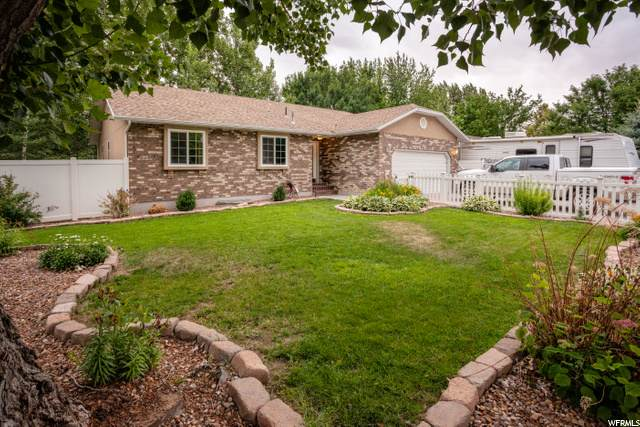 1603 S 1150 W, Vernal, UT 84078 (#1685020) :: Exit Realty Success