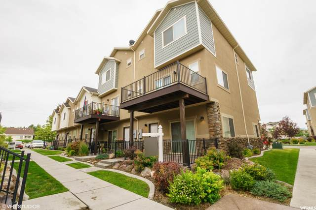 3877 S 1605 W #214, West Valley City, UT 84119 (#1685028) :: Exit Realty Success