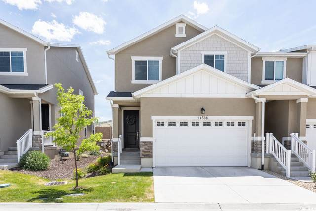 14538 S Quiet Shade Dr W, Herriman, UT 84096 (#1685041) :: REALTY ONE GROUP ARETE