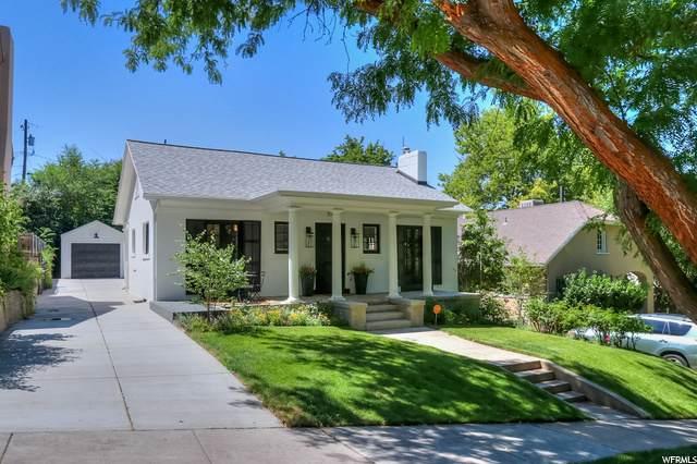 1172 E Michigan Ave S, Salt Lake City, UT 84105 (#1685044) :: Big Key Real Estate