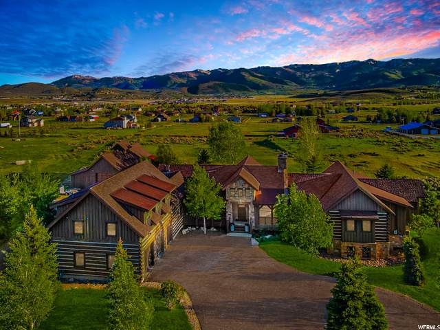 460 E Westwood Rd, Park City, UT 84098 (#1685057) :: Red Sign Team