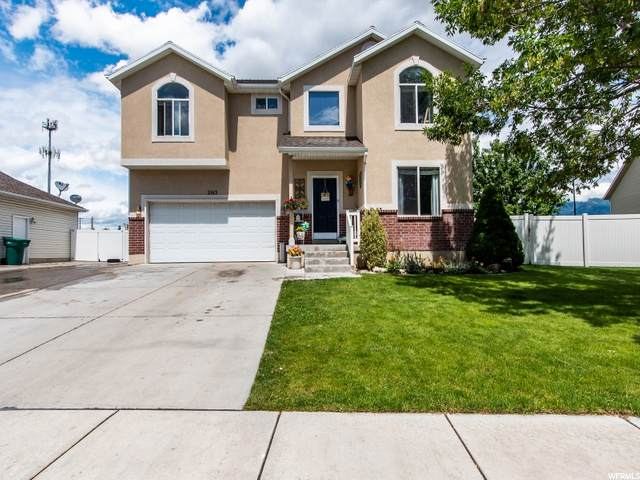 2163 S 875 E, Clearfield, UT 84015 (#1685060) :: Doxey Real Estate Group