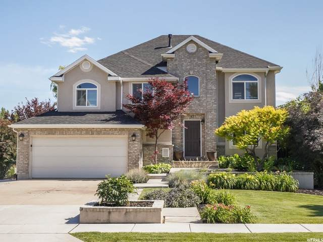 42 E Shepard Ln, Kaysville, UT 84037 (#1685091) :: Doxey Real Estate Group