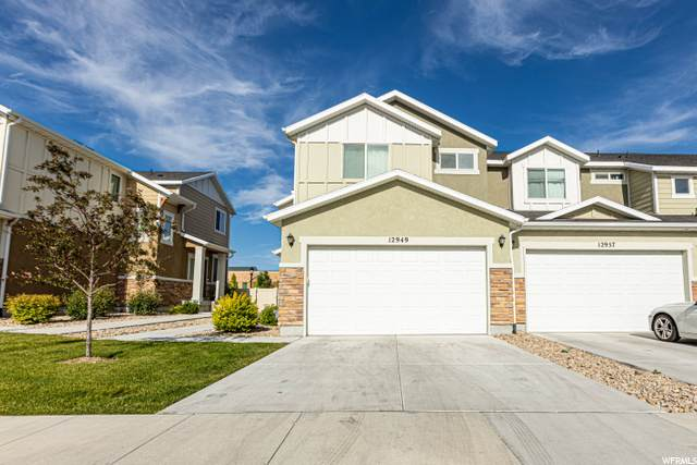12949 S Rokeby Ln W, Herriman, UT 84096 (#1685097) :: Doxey Real Estate Group