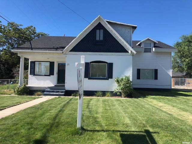 21 E Pioneer Ave, Sandy, UT 84070 (#1685102) :: REALTY ONE GROUP ARETE