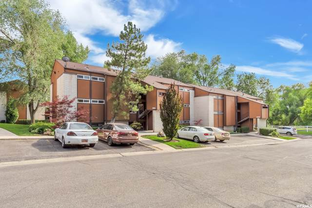 2406 S Elizabeth St. St E #3, Salt Lake City, UT 84106 (#1685103) :: Exit Realty Success