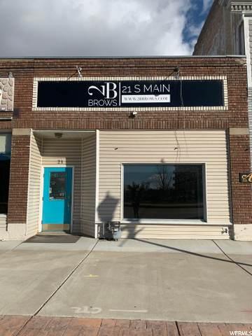 21 S Main St, Layton, UT 84041 (#1685104) :: Utah City Living Real Estate Group