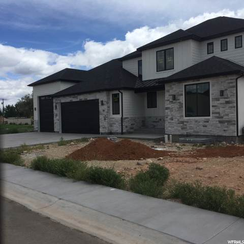 1144 W Grayhawk Loop, Roosevelt, UT 84066 (#1685108) :: Bustos Real Estate | Keller Williams Utah Realtors