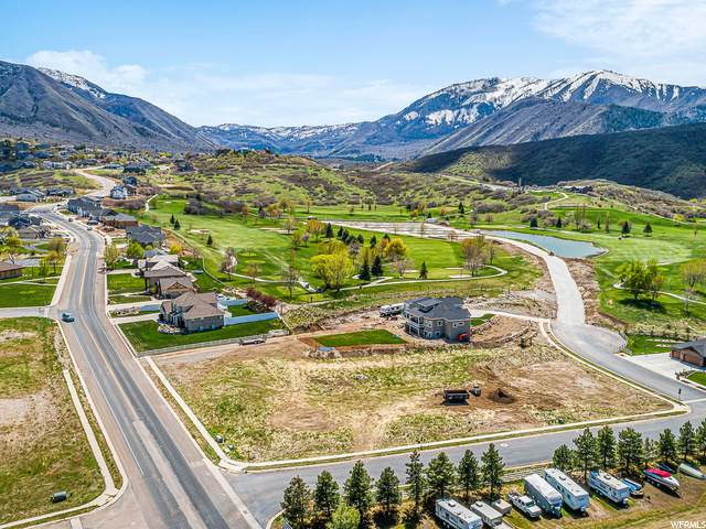 285 W Olympic Ln, Elk Ridge, UT 84651 (MLS #1685109) :: Lookout Real Estate Group
