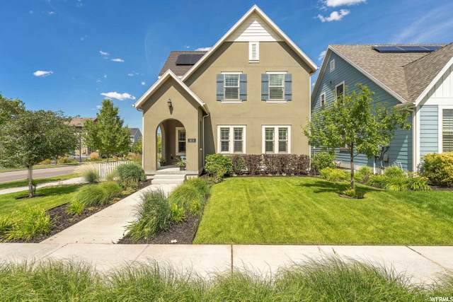 5153 W Bowstring Way S, South Jordan, UT 84009 (#1685118) :: REALTY ONE GROUP ARETE
