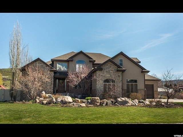 4660 W Old Rd, Mountain Green, UT 84050 (#1685120) :: REALTY ONE GROUP ARETE