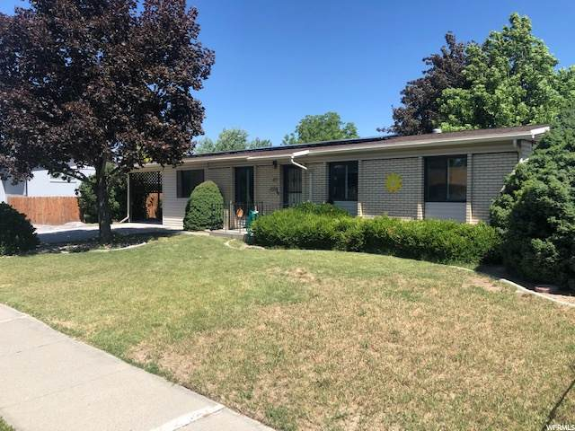 417 E Pioneer Ave S, Sandy, UT 84070 (#1685128) :: Red Sign Team