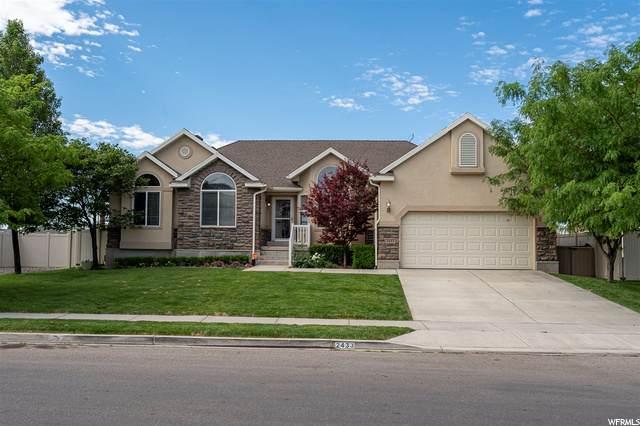 2433 W 2150 N, Lehi, UT 84043 (#1685143) :: Big Key Real Estate