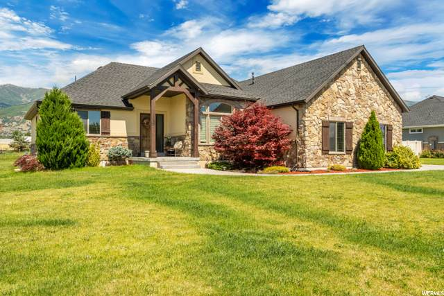 1637 S Kay Dr, Kaysville, UT 84037 (#1685148) :: REALTY ONE GROUP ARETE