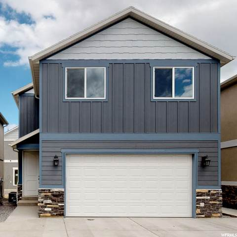 8709 N Riviera Aly G59, Eagle Mountain, UT 84005 (#1685149) :: goBE Realty