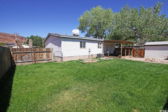 1101 Lance Ave, Moab, UT 84532 (#1685190) :: Bustos Real Estate | Keller Williams Utah Realtors