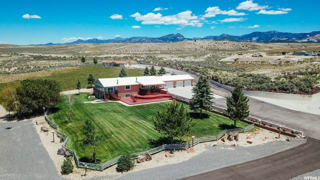 60 Whalen Way W, Panguitch, UT 84759 (#1685209) :: Big Key Real Estate