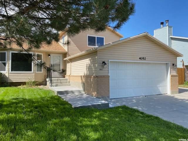 4052 W 6515 SOUTH S, West Jordan, UT 84084 (#1685222) :: Bustos Real Estate   Keller Williams Utah Realtors