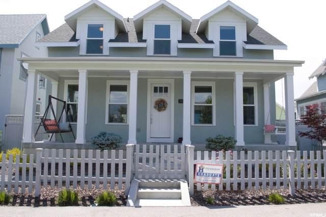 10602 S Oquirrh Lake Rd, South Jordan, UT 84009 (#1685252) :: Utah City Living Real Estate Group